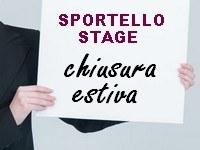 chiusura Stage