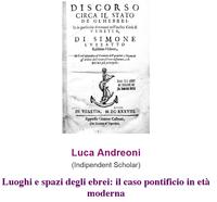 Lezione Luca Andreoni
