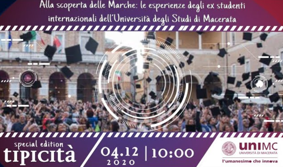 Alla scoperta delle Marche: le esperienze degli ex studenti internazionali dell'Università degli Studi di Macerata