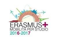 Bando Erasmus+ studio 2016/2017