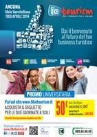 Convenzione studenti per LIKE TOURISM