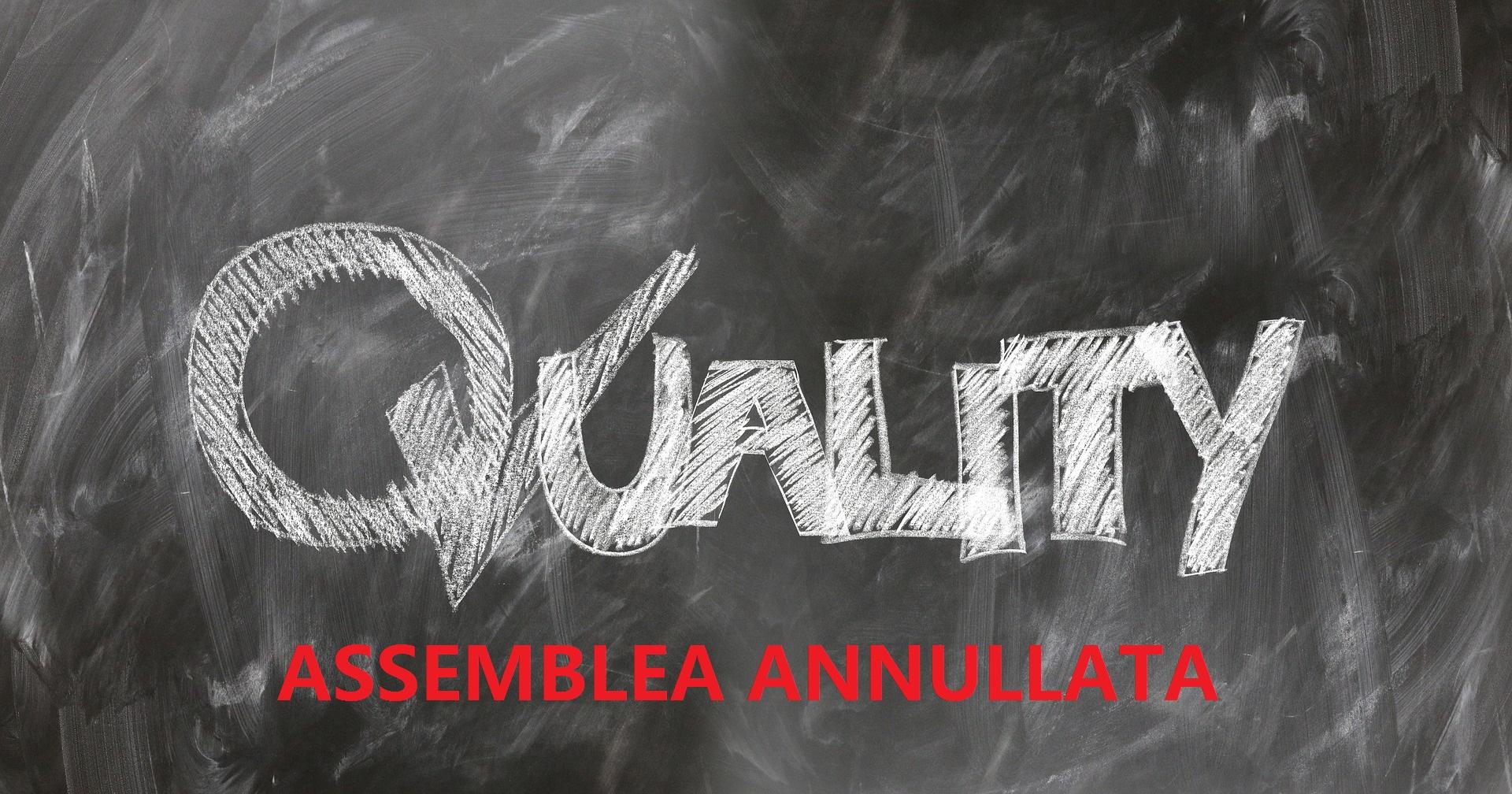 "LM-89 Assemblea degli studenti di ""Management dei beni culturali"""
