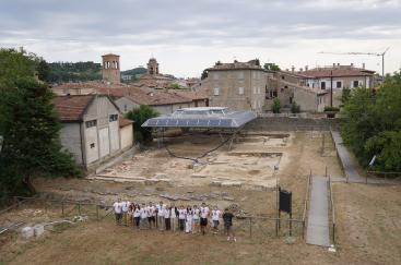 XX Campagna di scavo archeologico a Tifernum Mataurense - ciclo di eventi per la valorizzazione dell'area archeologica