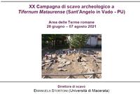 XX Campagna di scavo